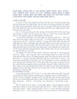 GIÚP HỌC SINH LỚP 11 VẬN DỤNG KIẾN THỨC BÀI: CUNG – CẦU TRONG SẢN XUẤT VÀ LƯU THÔNG HÀNG HÓA Ở MÔN GIÁO DỤC CÔNG DÂN ĐỂ HIỂU RÕ HƠN VỀ NGUYÊN NHÂN LÀM BÙNG NỔ CHIẾN TRANH THẾ GIỚI THỨ II