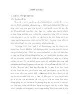Một số biện pháp rèn luyện kỹ năng viết ở bộ môn Tiếng Anh THCS