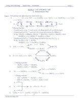tài liệu bồi dưỡng học sinh giỏi hóa học THCS