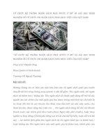 tạp chí kinh tế đối ngoại đề tài TỔ CHỨC HỆ THỐNG NGÂN SÁCH NHÀ NƯỚC Ở MỸ VÀ BÀI HỌC KINH NGHIỆM VỂ TỔ CHỨC CHI NGÂN SÁCH THEO MỤC TIÊU CỦA VIỆT NAM