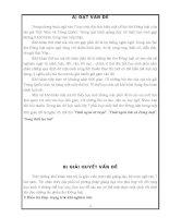 giải pháp giúp học sinh lớp 7 có thể tiếp nhận một cách tốt nhất khi đọc những tác phẩm thơ đường luật