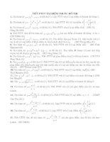 2300 bài tập tổng hợp ôn thi đại học môn toán