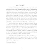 báo cáo khoa quản trị nhân lực - Đại học Thương Mại  thực trạng công tác quản trị nhân lực tại công ty cổ phần Đại Dương