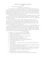 35 đề ôn luyện tiếng việt lớp 4