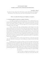 Tiểu luận môn học kinh tế vĩ mô NGHIỆP VỤ TRUNG HÒA (STERILIZED INTERVENTION)