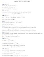 Giải chi tiết 131 Câu Động lực học hay và khó