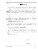 THIẾT KẾ PHẦN ĐIỆN TRONG NHÀ MÁY NHIỆT ĐIỆN NGƯNG HƠI GỒM 4 TỔ MÁY, CÔNG SUẤT MỖI TỔ 110MW VÀ TÍNH TOÁN ỔN ĐỊNH CHO NHÀ MÁY