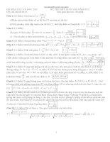 30 đề thi THPT quốc gia 2015 môn toán (có đáp án)