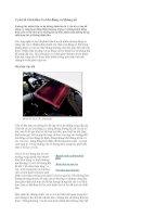 3 yếu tố cần kiểm tra khi động cơ ô tô không nổ