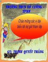 Bài 9 - Tổng kết chương I. Quang học