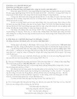 Lời dẫn chương trình VN 26/ 3/ 2011
