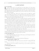 Sáng kiến kinh nghiệm: MỘT SỐ BIỆN PHÁP GIÚP HỌC SINH LỚP 7 LÀM TỐT BÀI VĂN LẬP LUẬN CHỨNG MINH