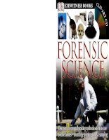 Forensic Science Eyewitness Books