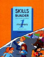 Skill Buider for Young Learners Movers 1