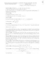 Đề thi mẫu THPT quốc gia năm 2015 môn toán Trường THPT Đông Sơn 1 Thanh Hóa
