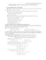 Chuyên đề BD HSG Toan 8 hay (phan 1)