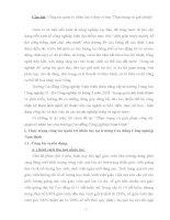 luận văn quản trị nhân lực  Thực trạng và giải pháp công tác quản trị nhân lực của trường Cao đẳng Công nghiệp Nam Định