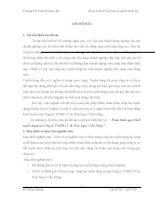 luận văn quản trị nhân lực Hoàn thiện quy trình tuyển dụng tại Công ty TNHH LV & Hòn Ngọc Viễn Đông