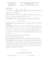 Đề thi học sinh giỏi tỉnh vĩnh phúc môn toán 9 năm học 2013 - 2014(có đáp án)