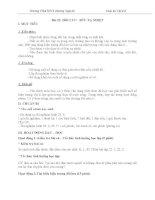 Giáo án Vật lý 8 bài 23 Đối lưu – Bức xạ nhiệt