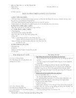 Giáo án trọn bộ Ngữ văn 12