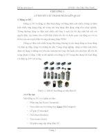 Thiết kế mô hình đóng chai tự động dùng PLC (full)