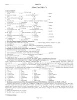 Grade 7-2st semester-mid term-test 1