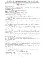 Tài liệu bồi dưỡng ngữ văn ôn thi vào lớp 10