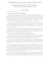 MỘT SỐ KINH NGHIỆM TRONG VIỆC TUYỂN CHỌN VÀ BỒI DƯỠNG HỌC SINH GIỎI MÔN TIN HỌC