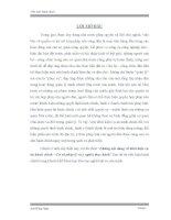Tiểu luận Những nội dung về khởi kiện vụ án hành chính – Cơ sở pháp lý và ý nghĩa thực hành