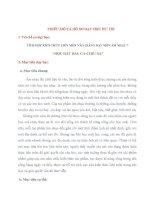 TÍCH HỢP KIẾN THỨC LIÊN MÔN VÀO GIẢNG DẠY MÔN ÂM NHẠC 7 - HỌC HÁT BÀI CA-CHIU-SA