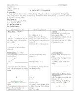 Giáo án hình học 6 toàn tập