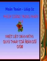 PHEP CONG TRONG PHAM VI 8 (Kim Quyết)