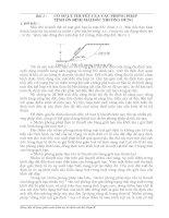 Cơ sở lý thuyết tính toán ổn định mái dốc