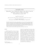 Hiệp định Trips Những tác động tới quy định về các tội xâm phạm quyền sở hữu trí tuệ trong Bộ luật Hình sự năm 1999