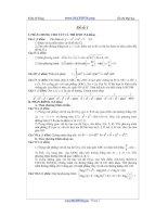55 đề thi thử toán đại học có đáp án