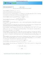10 đề thi thử toán chọn lọc  2015 có lời giải phân tích chi tiết