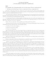 Câu hỏi  ôn tập môn lý luận chung về Nhà nước và pháp luật