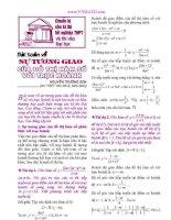 Tuyển chọn các chuyên đề khảo sát hàm số từ toán học tuổi trẻ