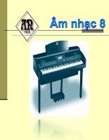 Âm nhạc 8 Tiết 9 Bài: Học hát: Chúng em cần hòa bình