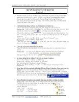 Bài tập thực hành tin học căn bản 1