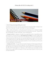 hướng dẫn viết ielts writing task 2