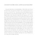 TÌM HIỂU GIÁ TRỊ VĂN HÓA LỊCH SỬ ĐỒNG NAI: Đoàn  Văn  Cự