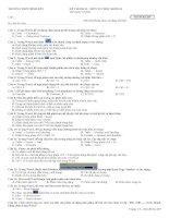 Đề thi HKII Tin Học 10 Đề số 2