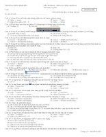 Đề thi HKII Tin Học 10 Đề số 4