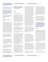 56 câu hỏi tự LUẬN và đáp án môn tư TƯỞNG hồ CHÍ MINH