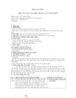 Bài 10. Cấu tạo bên trong của Trái Đất