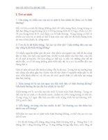 300 câu trả lời dành cho Bố Mẹ trẻ( nên Tải)