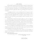 Đánh giá thực trạng công tác cấp giấy chứng nhận quyền sử dụng đất, quyền sở hữu nhà ở và tài sản khác gắn liền với đất trên địa bàn huyện Yên Định – tỉnh Thanh Hóa