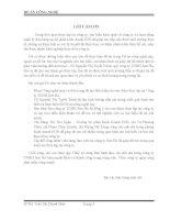 QUY TRÌNH LÀM VIỆC CỦA NHÂN VIÊN QUẢN LÝ ĐƠN HÀNG TẠI CÔNG TY TNHH SƠN HÀ - ĐỒ ÁN CHUYÊN NGÀNH CÔNG NGHỆ MAY